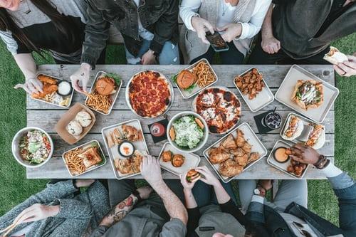 5 avantages de la planification des repas